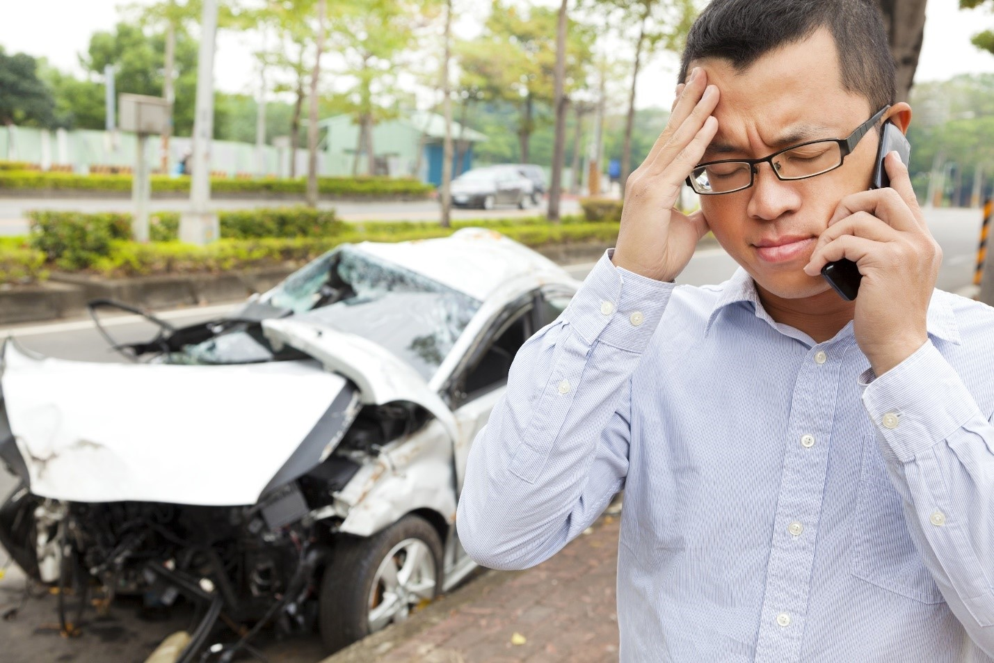 Accidents are always unfortunate, but knowing what to do can help ease the situation. Be prepared for what happens before and after an accident by keeping Breezy Point Auto Body's phone number handy!